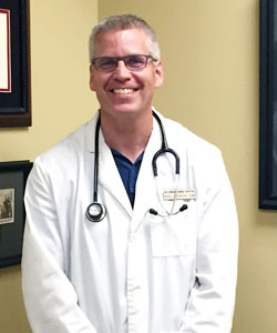 Dr. Michael Johnson, Veterinarian